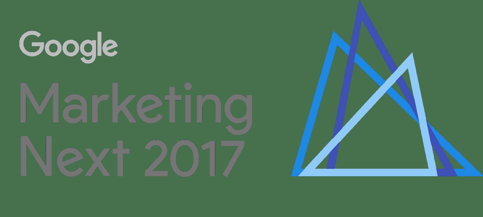 Google Marketing Next 2017 : Les 12 nouveautés incontournables