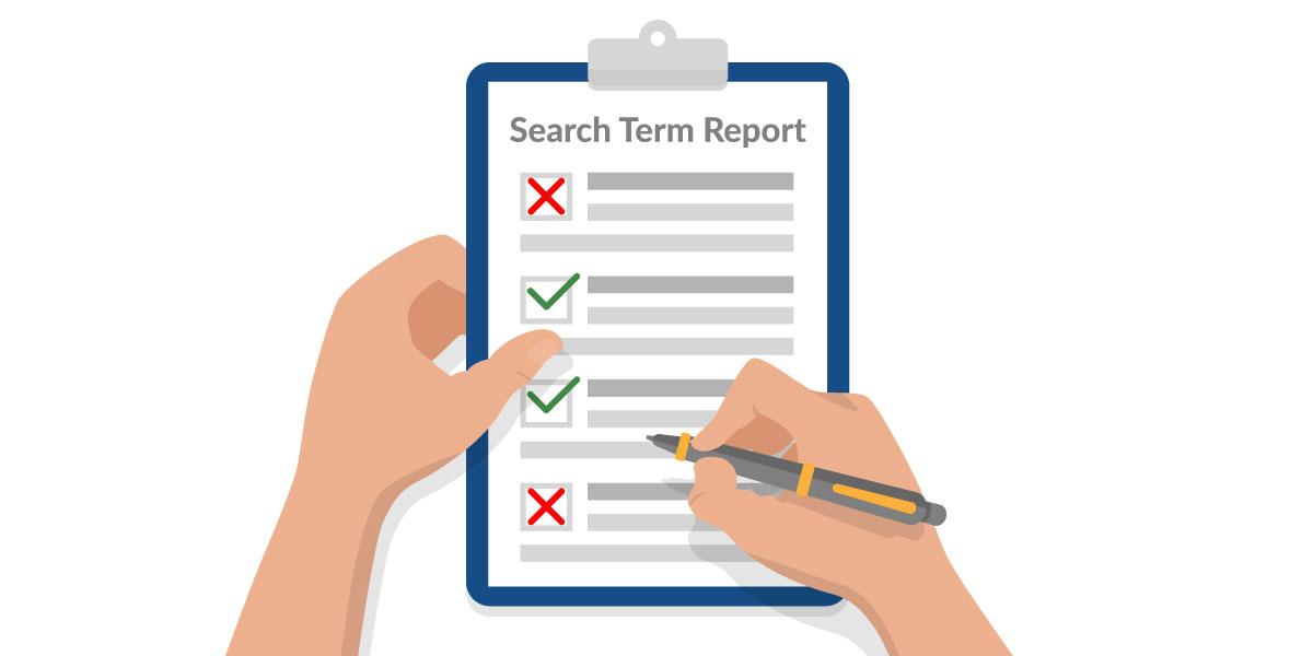 Comment utiliser le rapport des termes de recherche Google Ads ?